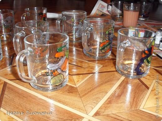 Новогодние стаканчики фото 2