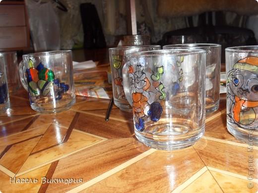 Новогодние стаканчики фото 3
