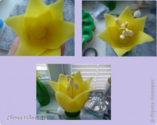 Вот рябчики я люблю, чего не могу сказать об орхидее! Поэтому лепила их с огромным удовольствием! Не совершенство конечно, зато есть к чему стремиться. фото 11