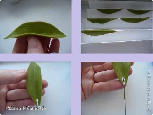 Вот рябчики я люблю, чего не могу сказать об орхидее! Поэтому лепила их с огромным удовольствием! Не совершенство конечно, зато есть к чему стремиться. фото 3