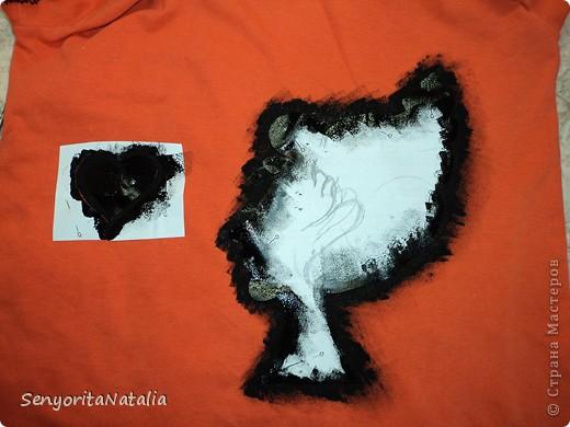 Переделка футболки фото 8