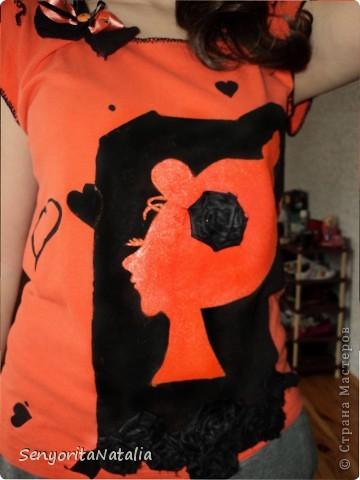 Переделка футболки фото 14