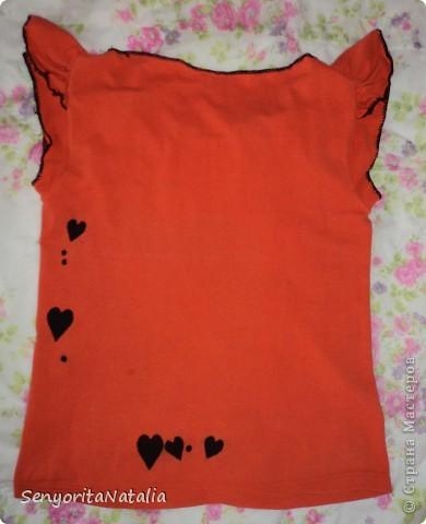 Переделка футболки фото 13