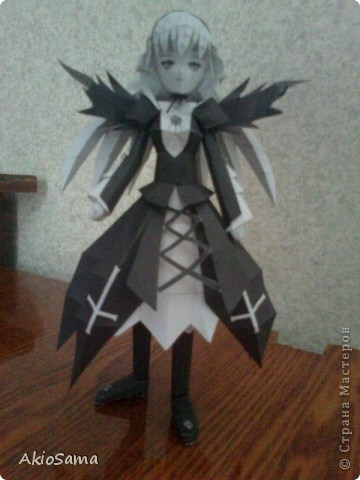 Suigintou (Rozen Maiden) фото 1