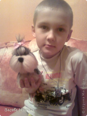 Вот она моя лапуська))) фото 3