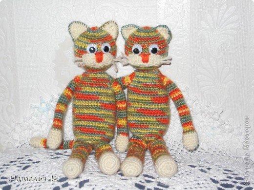 вязанные игрушки фото 1