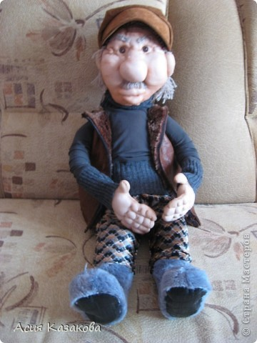 Кукла-Василий фото 2