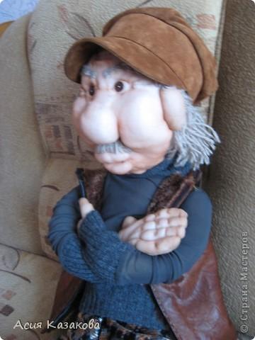 Кукла-Василий фото 1