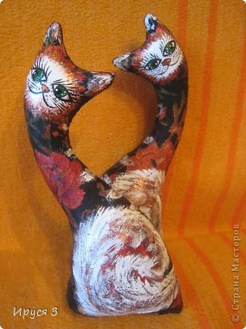 Папа кот Василий , мама кошка Василиса и доченька кошечка Василинка . Все Васьки -))) фото 4