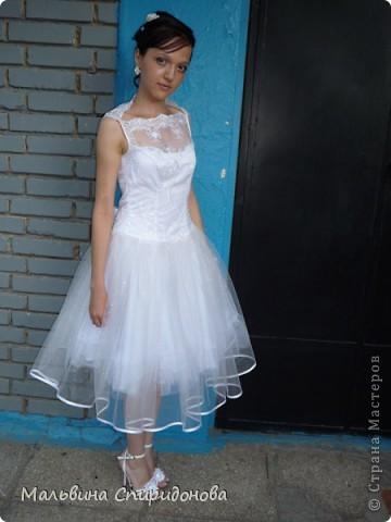 Выпускное платье! фото 1
