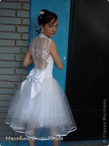 Выпускное платье! фото 2