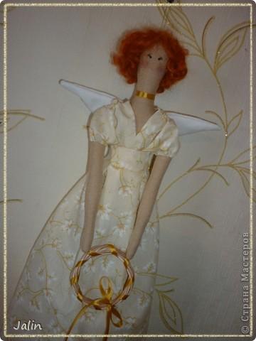 Ангел для девушки моего брата ) Весеннее настроение навеяло солнечную гамму и образ ) фото 3