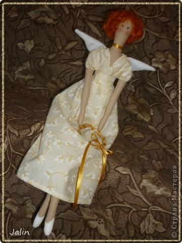 Ангел для девушки моего брата ) Весеннее настроение навеяло солнечную гамму и образ ) фото 1