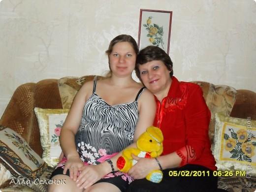 В ожидании внучки. фото 1