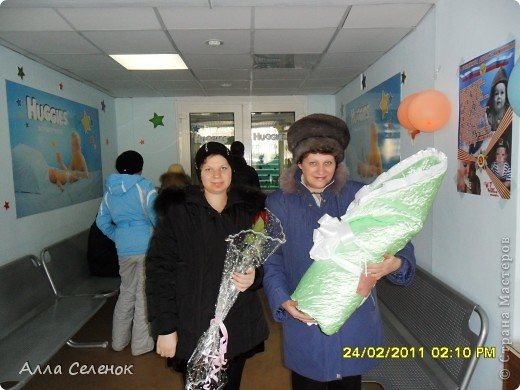 В ожидании внучки. фото 4