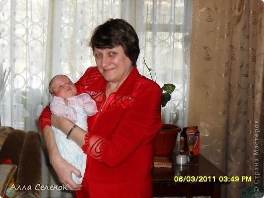 В ожидании внучки. фото 13