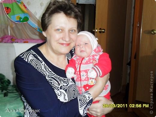 В ожидании внучки. фото 16