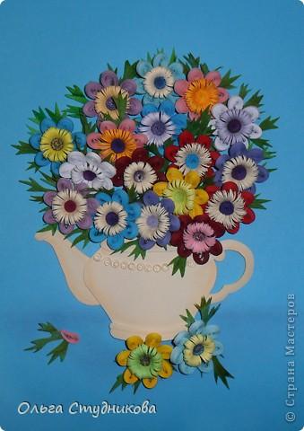 Цветочный чай фото 1