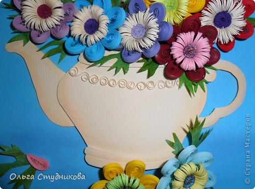 Цветочный чай фото 2