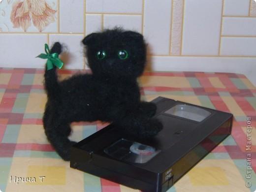 Первая попытка сотворить котёнка!!! фото 4