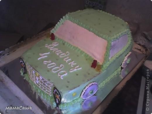 Киевский тортик. Впервые испробовала украшения из белка фото 4