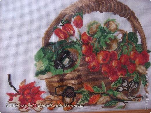Осенняя композиция фото 1