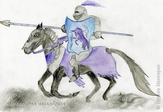 Рыцарь. фото 1
