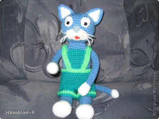 вязанные игрушки фото 3