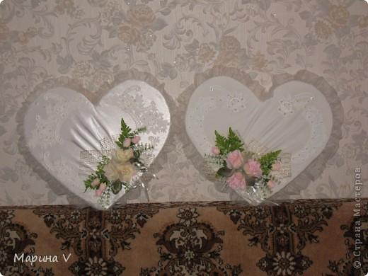 Свадебные украшения фото 1