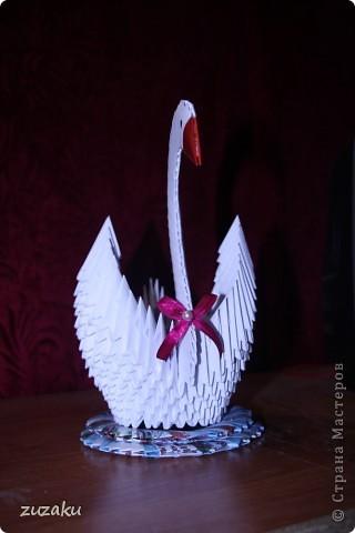Первое мое модульное оригами фото 2