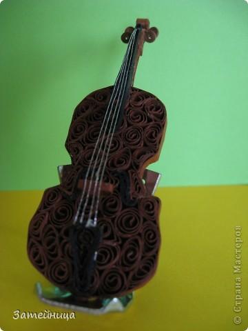 Вот такие скрипки получились!!! фото 2