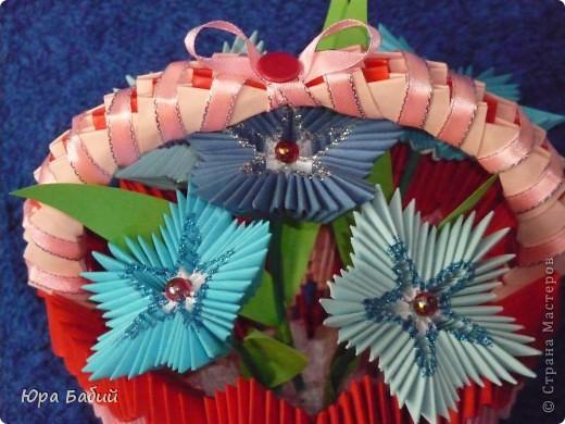 Корзины с цветами фото 4