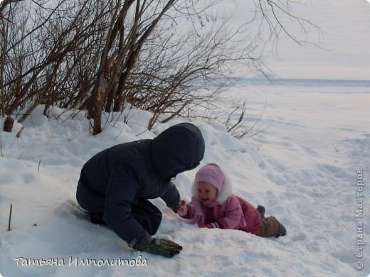 "Закат на Каме и весна:""Ау!"" фото 11"