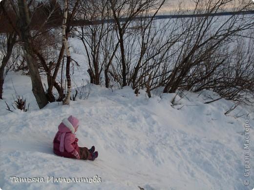 "Закат на Каме и весна:""Ау!"" фото 12"