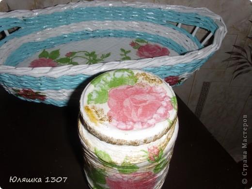 В прошлый раз сплела такую же плетенку в подарок,а теперь мама захотела тоже такую же. фото 6