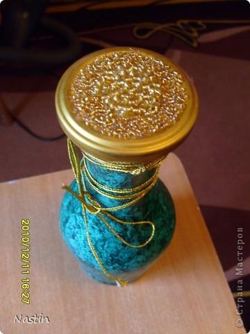 """Техника имитации натурального камня. Подсмотрела в работах Марата Ка (есть видео мастер-класс под названием """"малахитовый столик""""). фото 3"""