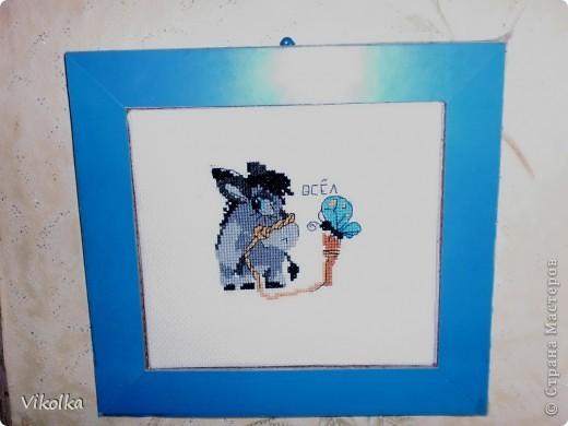 """Как правило - среди больших работ всегда присутствуют """"малышки""""!  У нас они украшают детскую спальню нашей девушки. фото 4"""
