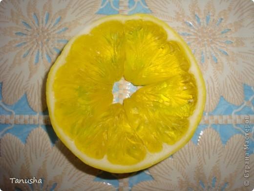 Пирожное кофейно-мандариновое :) фото 3