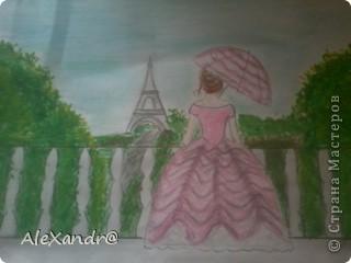В Париже фото 1