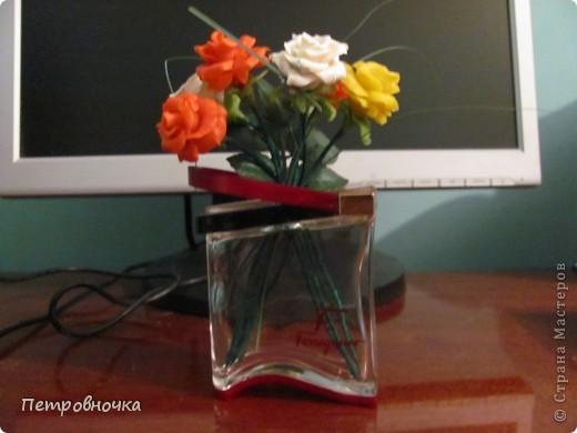 """По МК Илоны ZZz """"Геацинт из хф для новичков"""" попробовала слепит свой цветок. фото 8"""