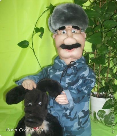Собака для Степана не только друг, но и лучший собеседник фото 1