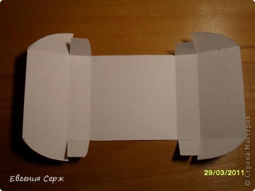вот такая получилась коробочка фото 6