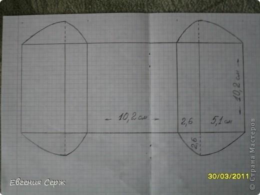 вот такая получилась коробочка фото 7
