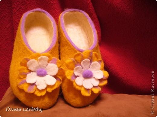Тапочки для мамочки :) фото 1
