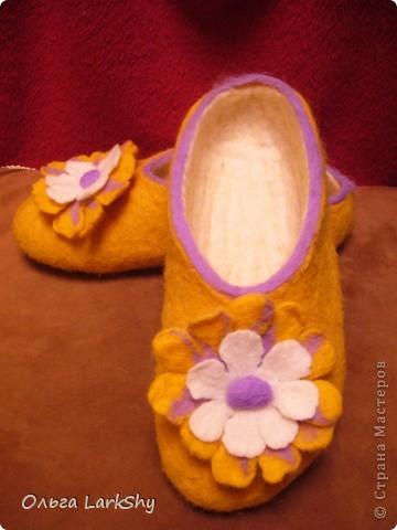 Тапочки для мамочки :) фото 2