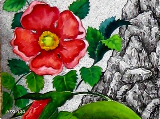 Цветы, фрукты, замок... фото 2