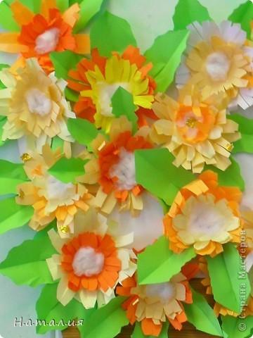 Корзина с цветами. фото 3