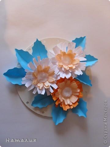 Корзина с цветами. фото 5