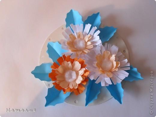 Корзина с цветами. фото 6