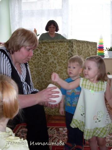 Сделать кукол из салфеток предложила Irena Stulova,вот я и попробовала фото 9